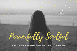 Reduce overwhelm with Powerfully Soulful