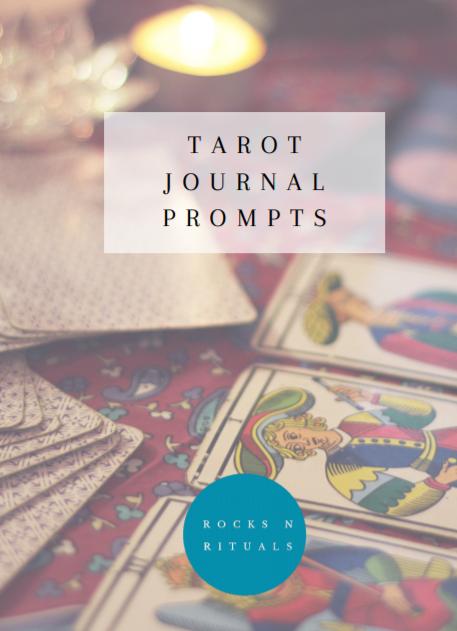 Tarot Journal Image